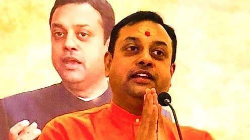 BJP Spokesperson -Sambit Patra