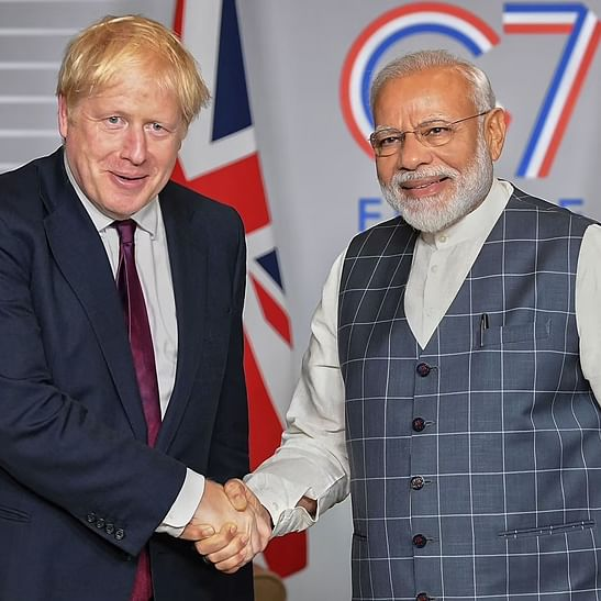 'A great honour': UK PM Boris Johnson accepts India's invitation to be chief guest at 2021 Republic Day celebrations