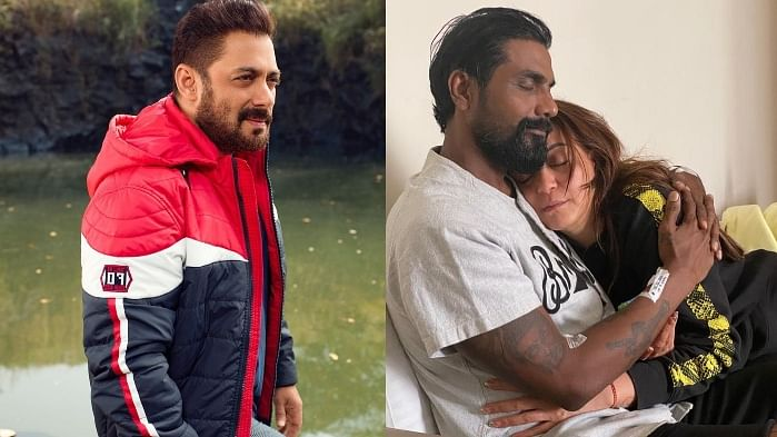 Remo D'souza's wife Lizelle thanks 'angel' Salman Khan for being the 'biggest emotional support'
