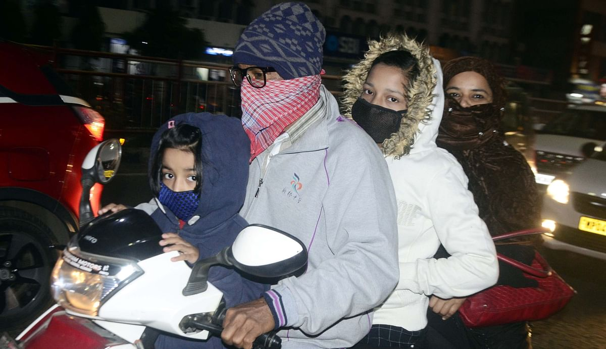 Bhopal heaves sigh of relief from biting cold