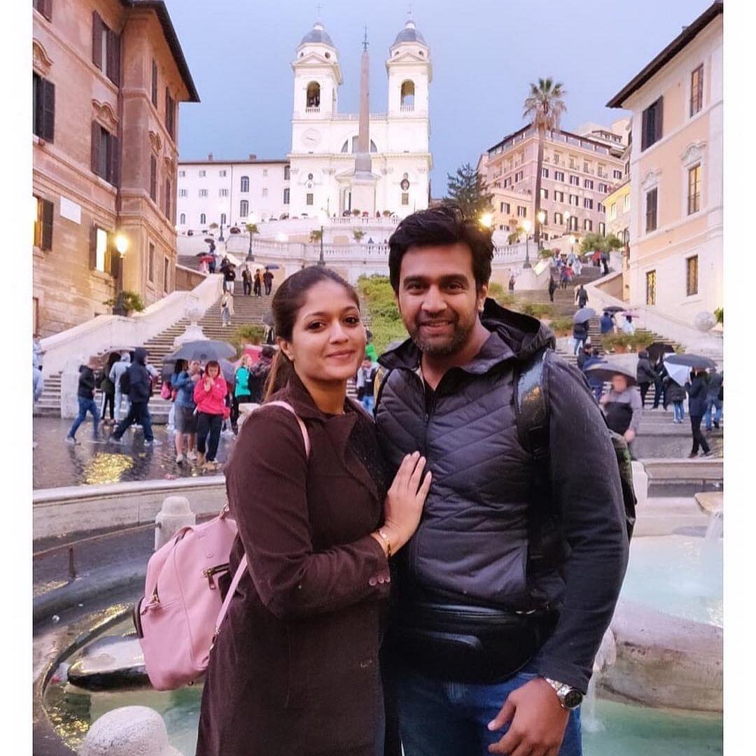 Late Chiranjeevi Sarja's wife Meghana Raj, new born baby test positive for COVID-19