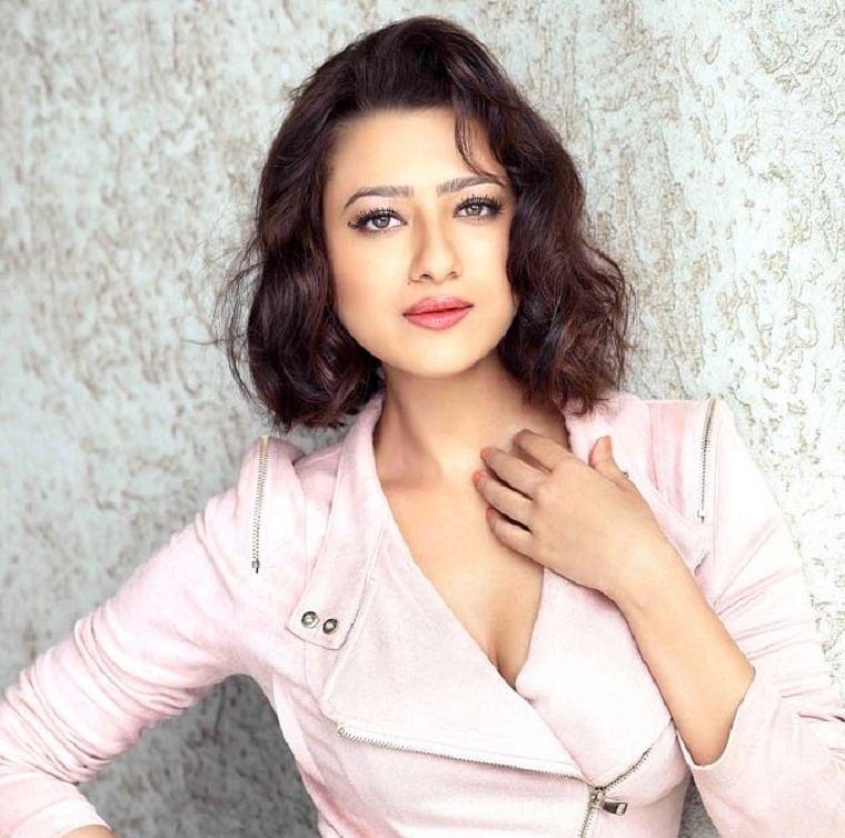 Madalsa Sharma Chakraborty