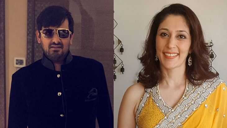 Wajid Khan threatened divorce if I didn't convert, says late music director's wife Kamalrukh
