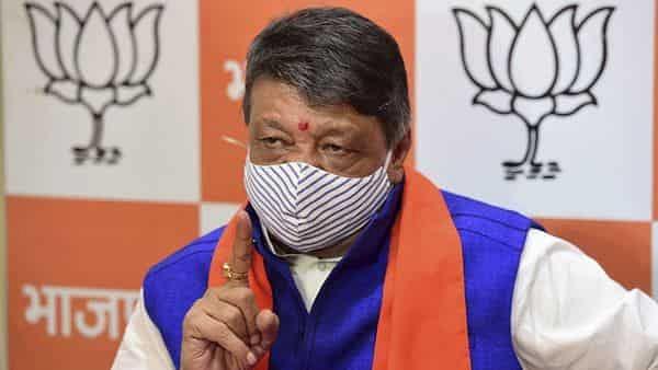 BJP's Kailash Vijayvargiya slams Maharashtra govt for denying use of state aircraft to BS Koshyari