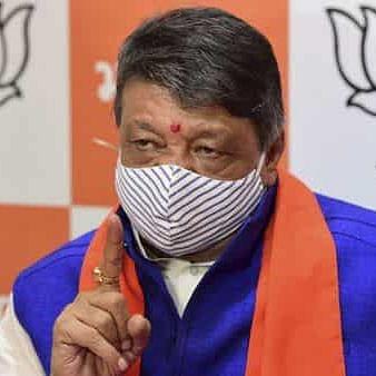 Indore: Digvijaya Singh's thinking is narrow, says Kailash Vijayvargiya