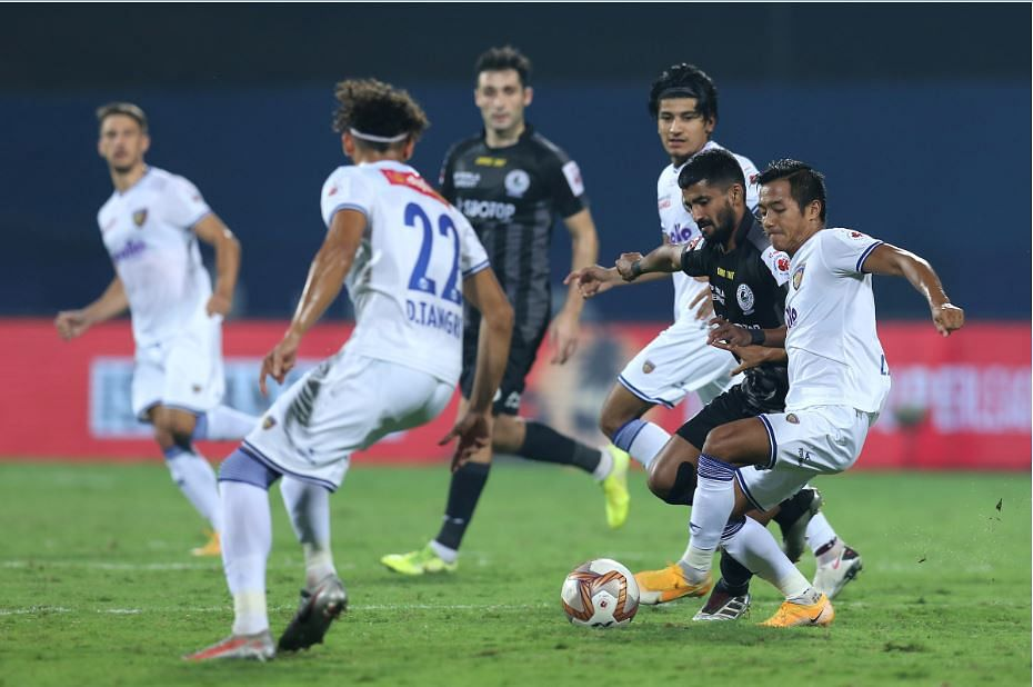 ISL today's match report: Chennai, Bengal share points in a goalless encounter, in Bambolim, Goa