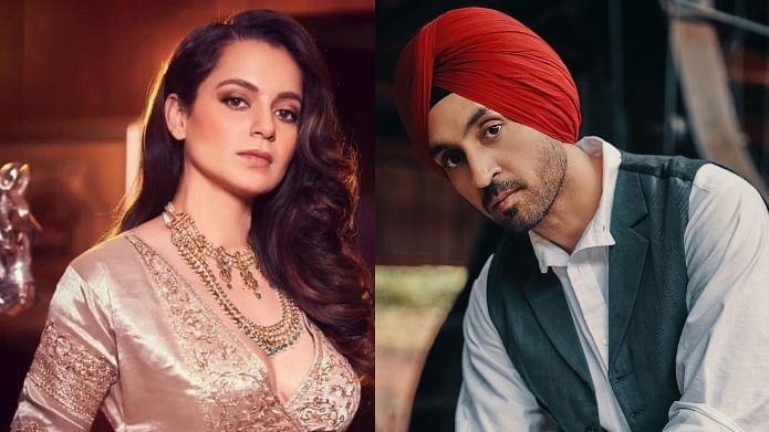'Bring the popcorn': Gurmehar Kaur translates Diljit Dosanjh's Punjabi tweets slamming Kangana Ranaut
