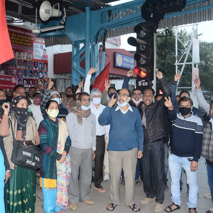 Ujjain: DEE harasses staff, loco pilots, alleges WREU