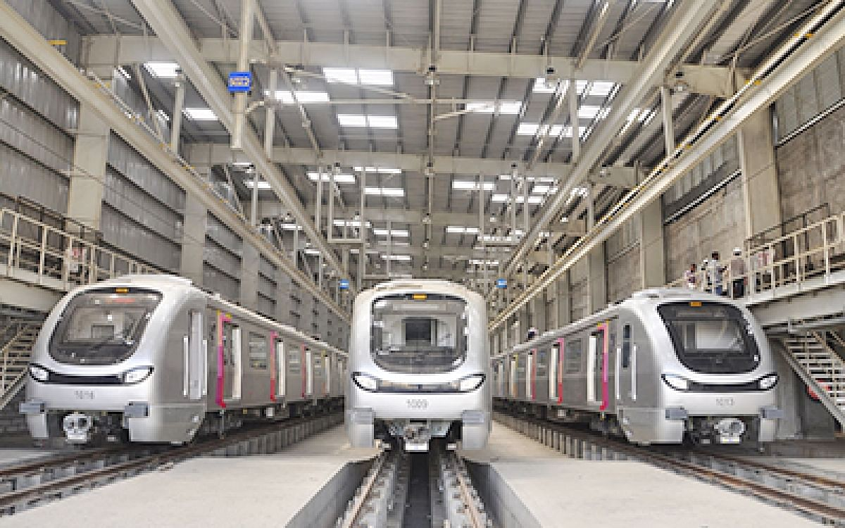 Thane's Light Metro Transit to connect internal routes of city with 22 stations