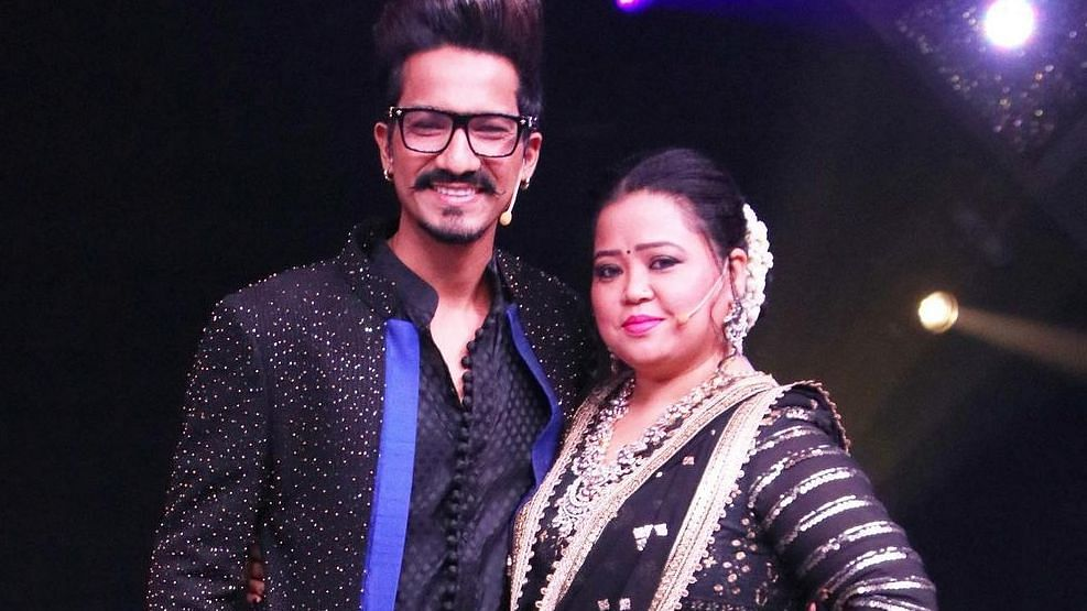 'Sometimes we're tested': Bharti Singh's cryptic post after husband Haarsh Limbachiyaa trolled over drug case