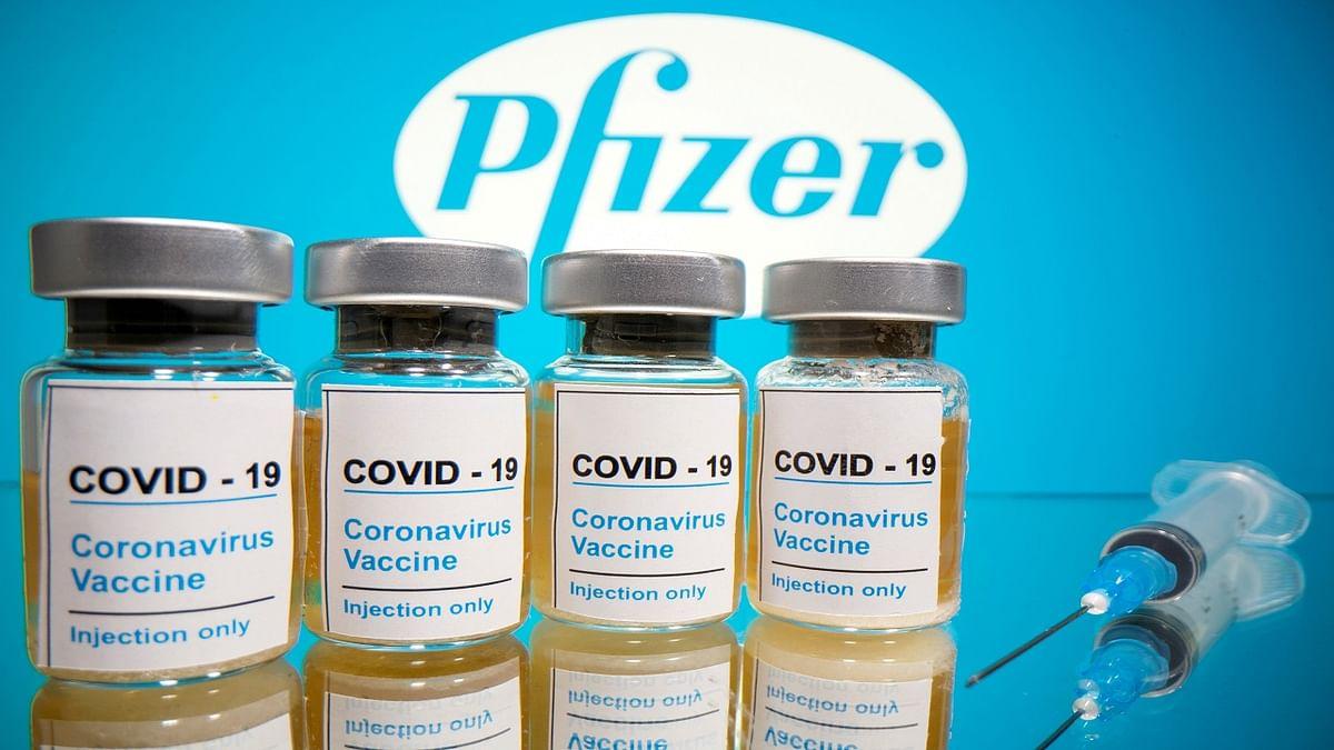 Corona Vaccine Tracker on Dec 1, 2020