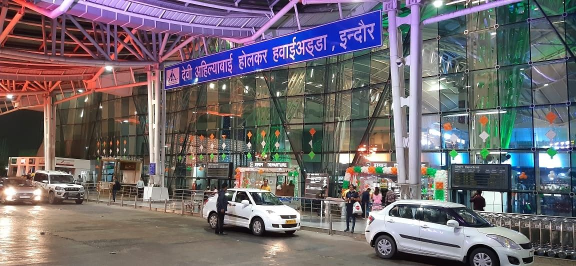 Indore: 2021 to see Devi Ahilyabai airport taking great strides, new terminal building proposed ​