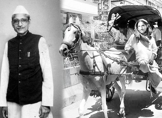 After partition, Gulati migrated to Delhi and drove a tonga to earn his living.