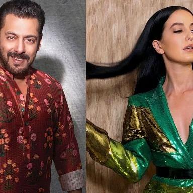 Salman Khan becomes cheerleader for Katrina Kaif's sister Isabelle as she drops her debut music video