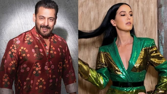 Salman Khan becomes cheerleader for Katrina Kaif's sister Isabelle as she drops her debut music video