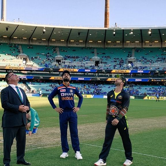 Aus vs Ind 2nd T20I: India win toss, opt to bowl first against Australia