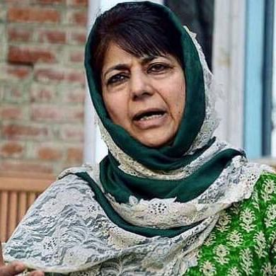 Farmers' Protest: Mehbooba Mufti slams Centre, says 'they are disrespecting the Constitution of the country'