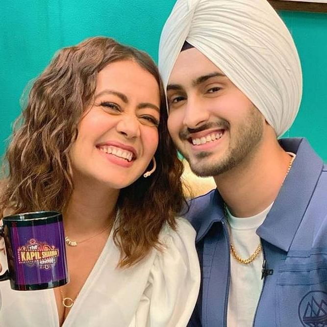 Neha Kakkar's birthday wish for husband Rohanpreet Singh is all things love
