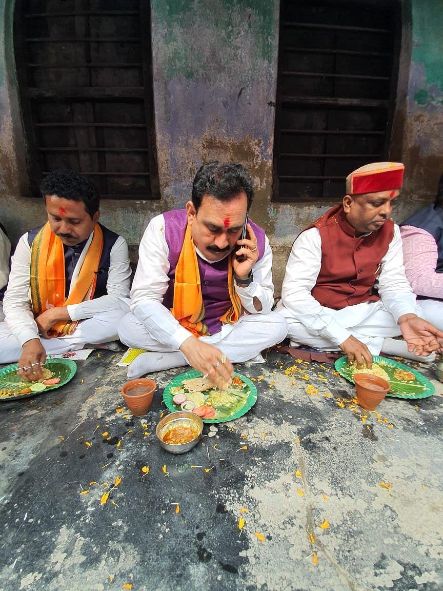 After Uttar Pradesh and Gujarat, Narottam Mishra given charge of West Bengal