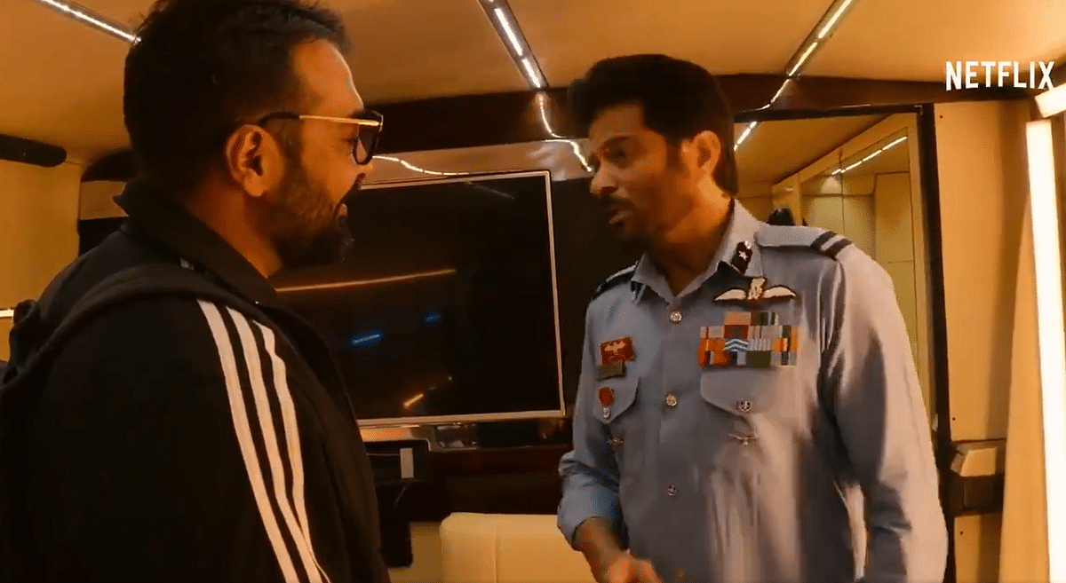 'Scenes need to be withdrawn': IAF raps Anil Kapoor-Anurag Kashyap's AK vs AK over 'inaccurate' depiction