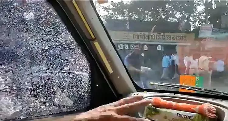 Madhya Pradesh: CM Chouhan condemns attack on Nadda's convoy, slams Mamata Banerjee