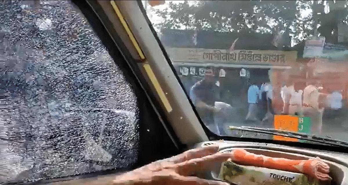 Kailash Vijayvargiya, Dilip Ghosh injured as BJP chief JP Nadda's convoy attacked in West Bengal