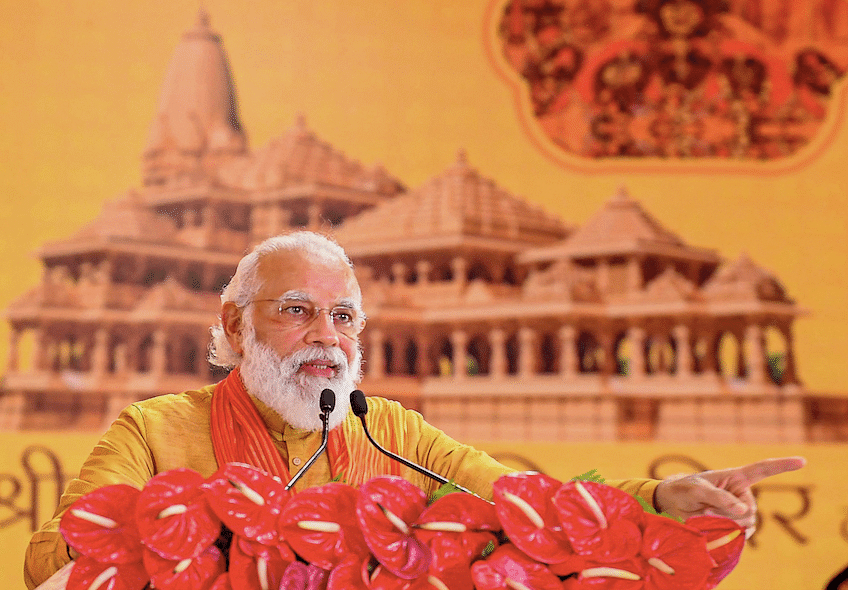 From sporting an Ertugrul beard to cocking an assault rifle, 5 PM Modi pictures which left netizens in awe in 2020