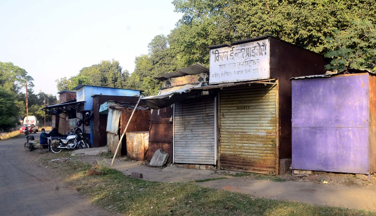 Bhopal: Normal life is still a long way off for shopkeepers displaced for Smart City Development Project