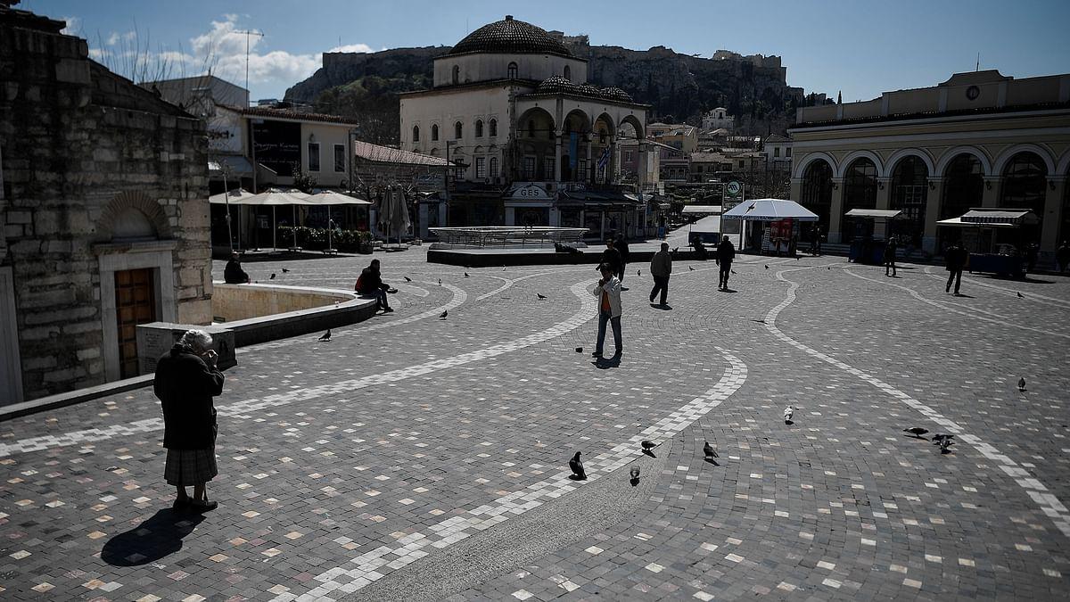 Greece extends COVID-19 lockdown until January 7
