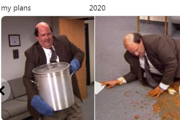 10 memes that sum up 2020 perfectly