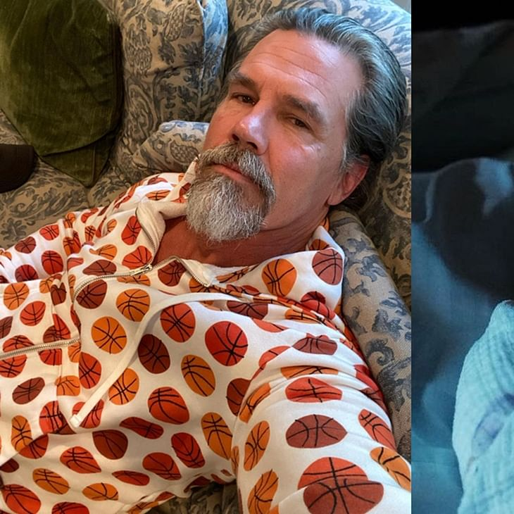 At 52, Josh Brolin aka 'Thanos', welcomes his second child, a baby girl with wife Kathryn