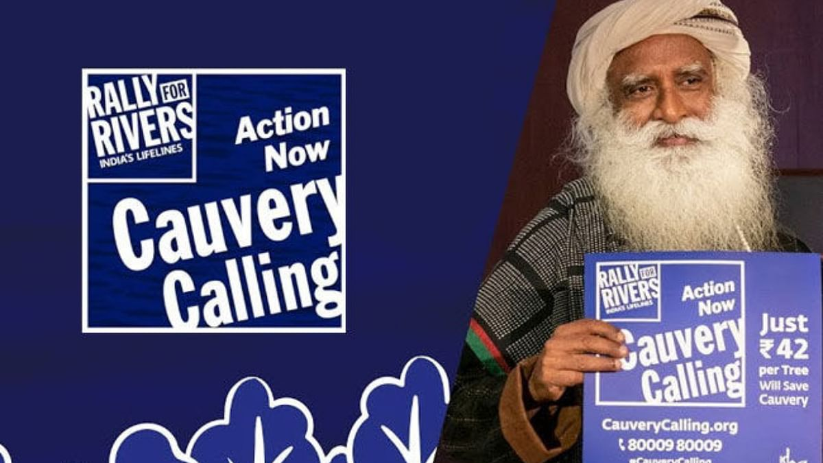 Will you issue public notice that Isha Foundation's 'Cauvery Calling' is not a state project? HC asks Karnataka govt