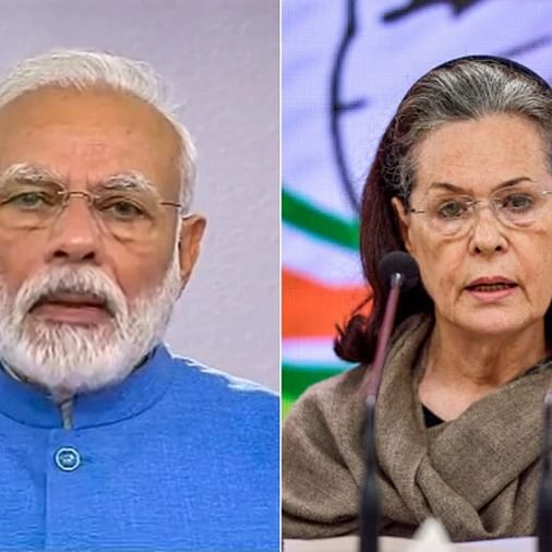'May God bless you with long and healthy life': PM Modi wishes Sonia Gandhi on her birthday