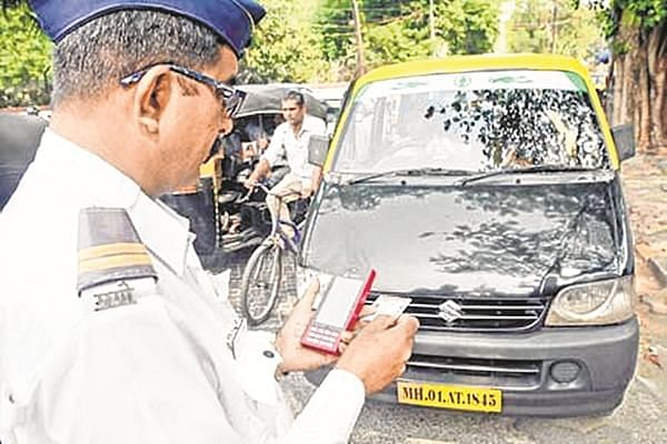 Nearly 78% e-challans in state remain unpaid