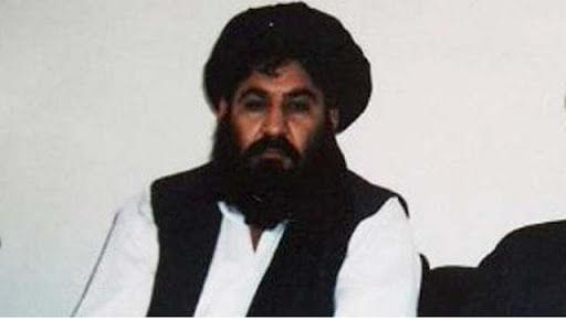 Slain Afghan Taliban chief Mullah Mansour