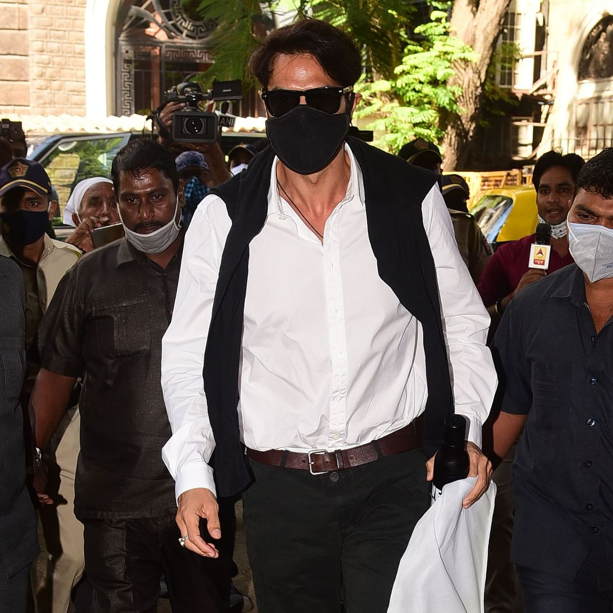 Actor Arjun Rampal seeks time till December 22 to appear before Narcotics Control Bureau