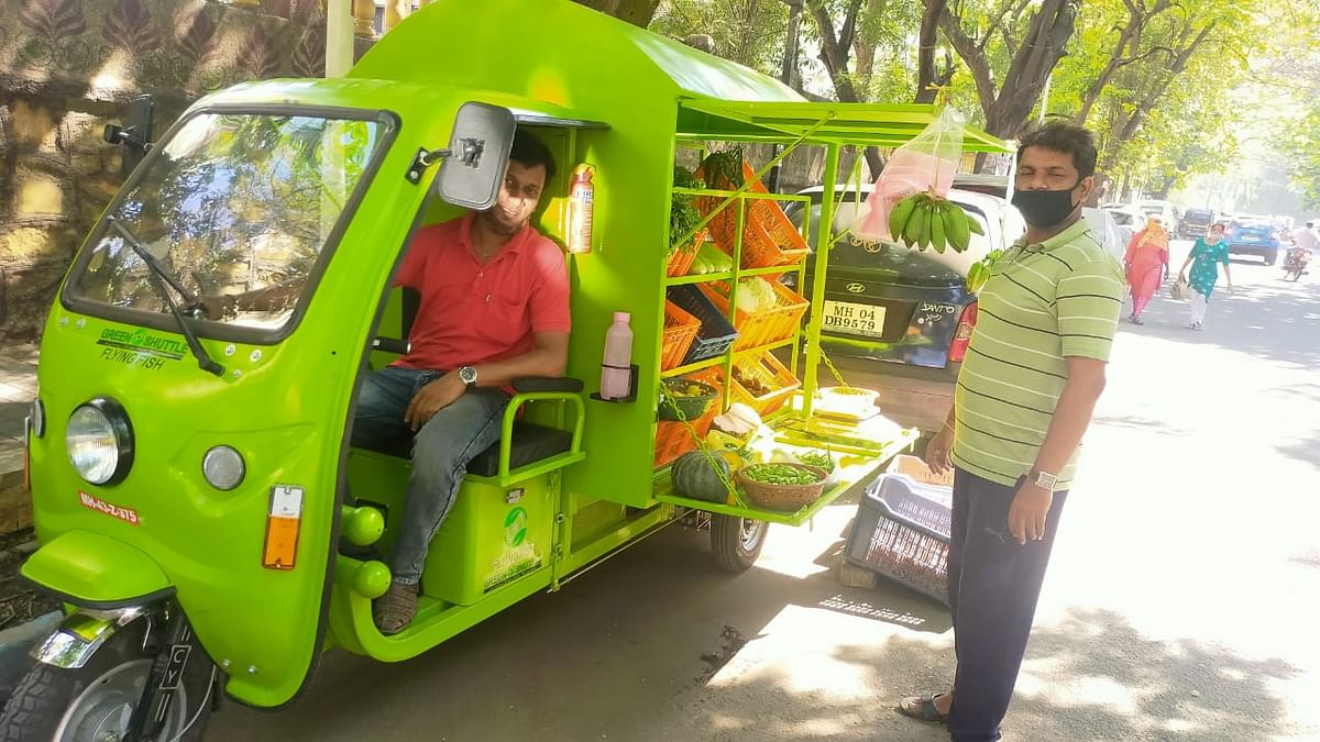 Thane brothers turn coronavirus crisis into an opportunity