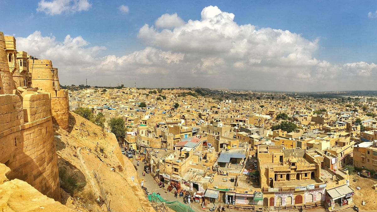 Rajasthan: Jaisalmer tourism industry's novel bid to boost tourism amidst COVID-19 pandemic