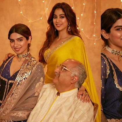 Janhvi Kapoor's sister Khushi to make Bollywood debut; will not be launched by father Boney Kapoor
