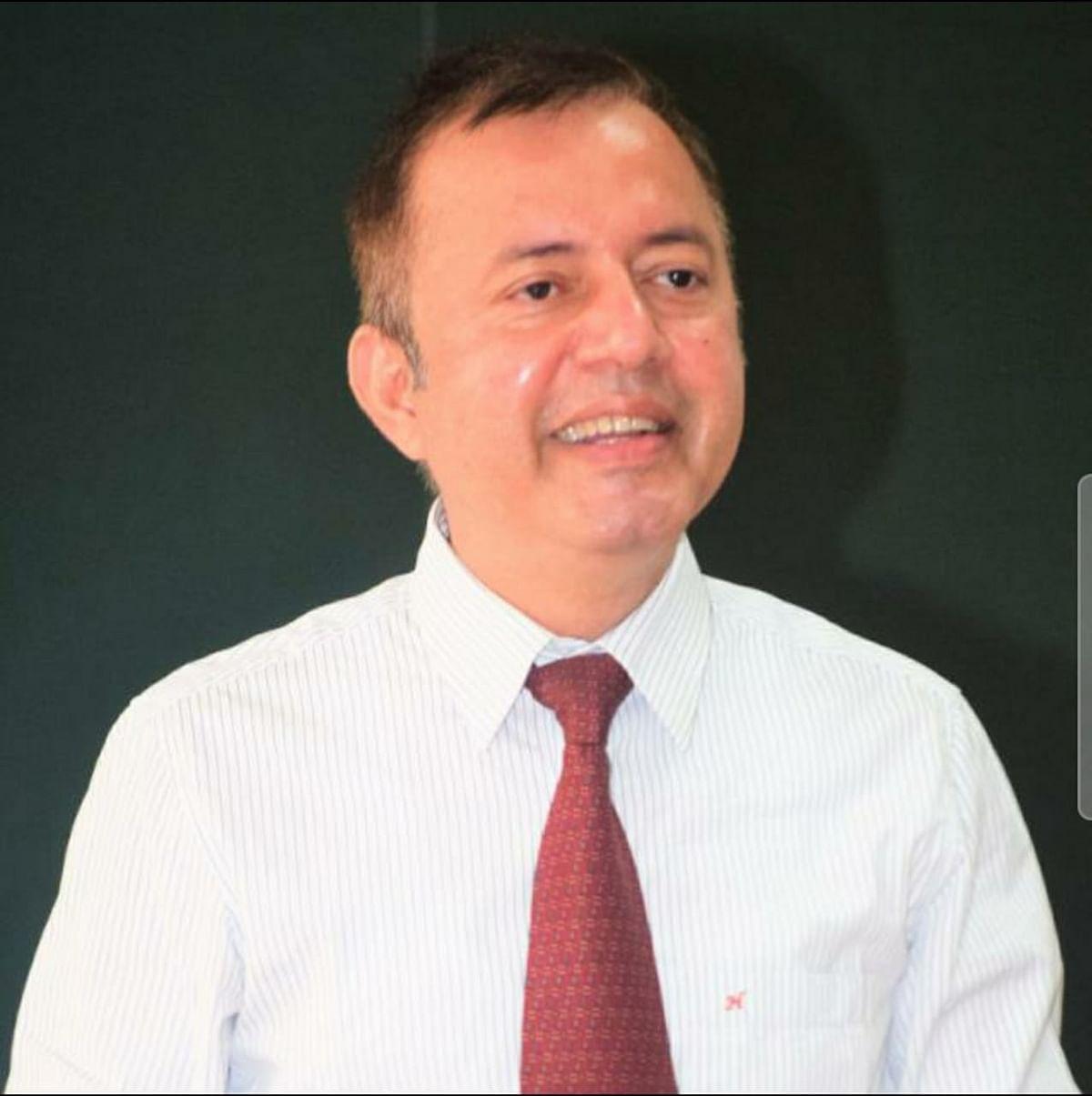 Himanshu Rai, IIM Director