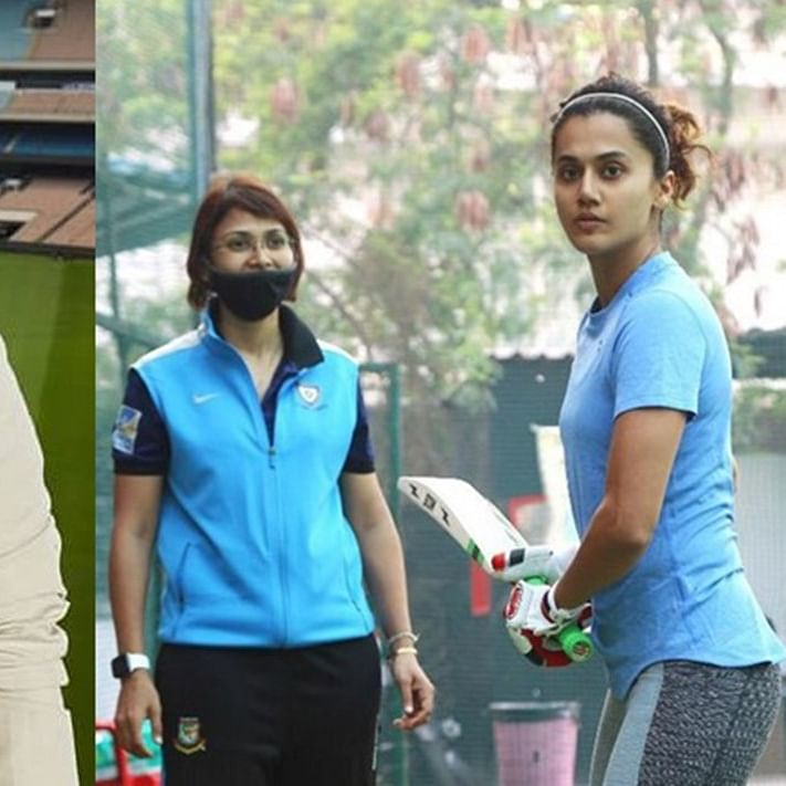 Here's what Mithali Raj has to say as Taapsee Pannu starts training for her biopic 'Shabaash Mithu'