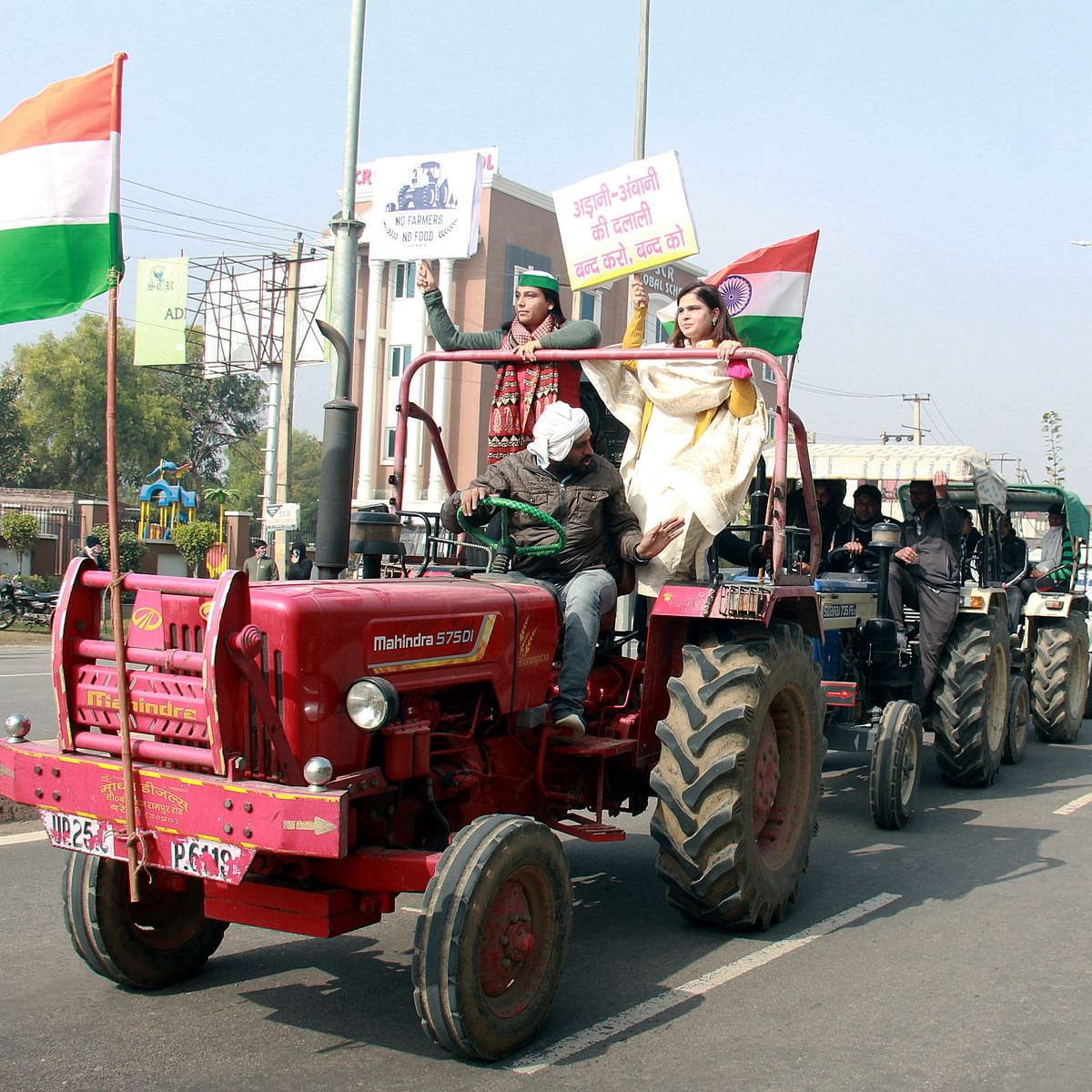 About 25,000 tractors from UP, Uttarakhand to participate in 'kisan parade': Rakesh Tikait