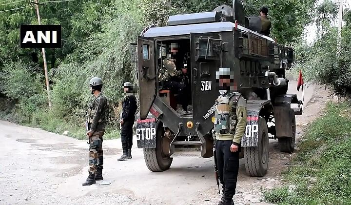 3 terrorists killed in J&K encounter