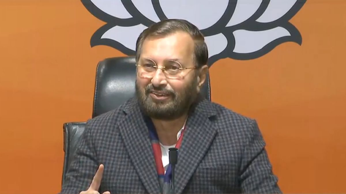 'A historic error ended': Union Minister Prakash Javadekar recalls Dec 6, 1992, Babri Masjid demolition
