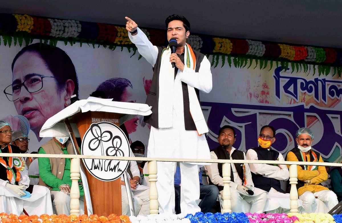 High-decibel exchanges in West Bengal between all political parties