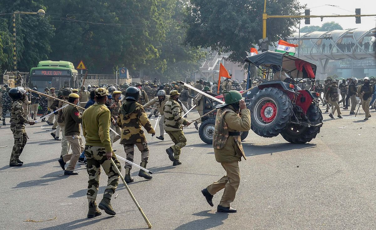R-Day violence: Over 100 farmers from Punjab missing after protest on Jan 26, claims NGO