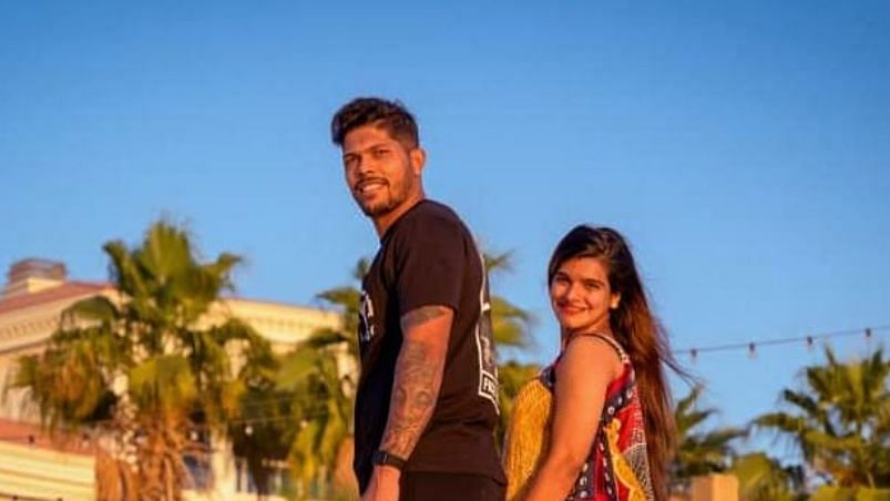 Indian pacer Umesh Yadav and wife blessed with baby girl