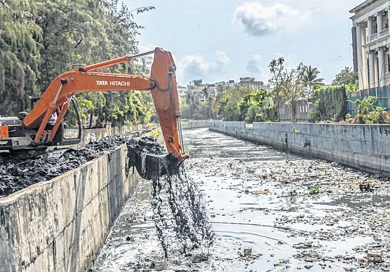 Stormwater drains cleaning in Mumbai likely to get delayed in 2021