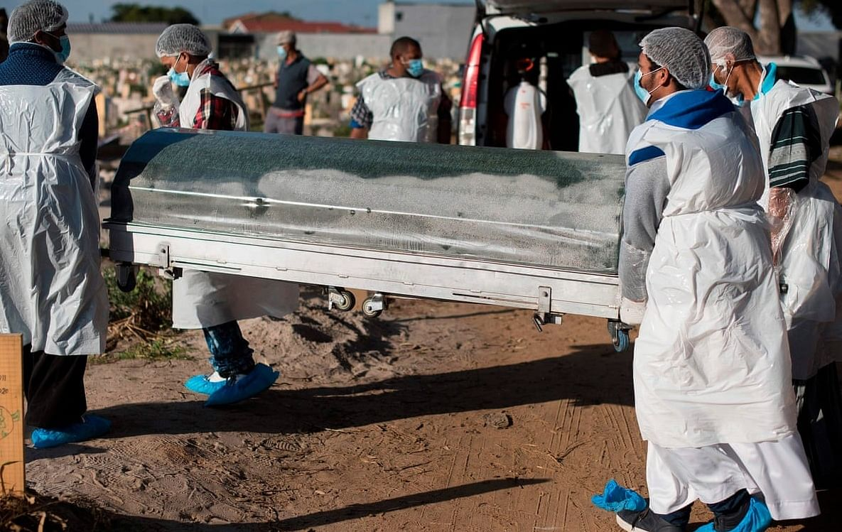 South African priests overcharging for funerals of COVID-19 victims