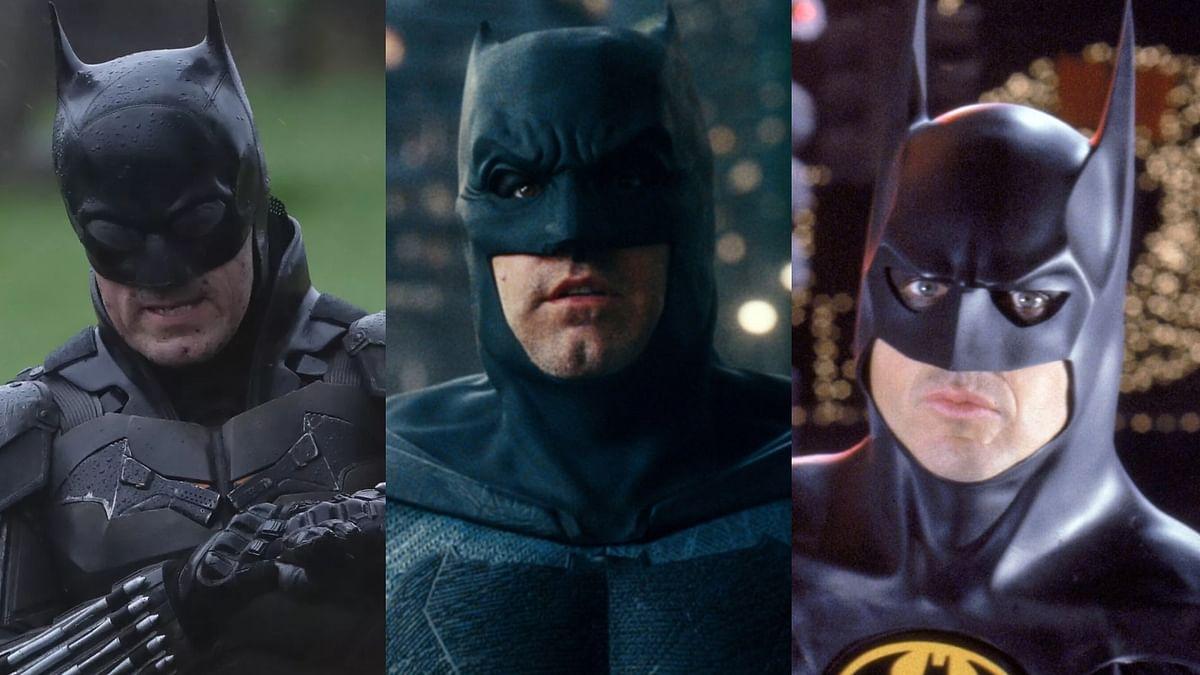 Holy Trinity! Robert Pattinson, Ben Affleck, and Michael Keaton to play Batman in 2022 films